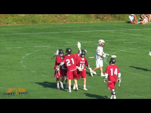 Duke Commit Sam Dwinell '18 M. Middlesex School MA Spring 2016 Season Highlights