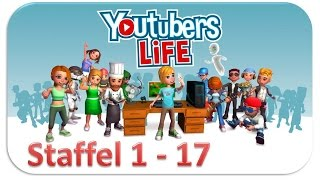 YOUTUBERS LIFE ★ S1#17 Suche nach dem Muster ★ [Let's Play][Deutsch German Gameplay][HD+]