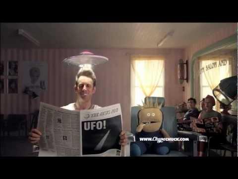 quảng cáo chupa chups -đến người ngoài hành tinh cũng thích ăn