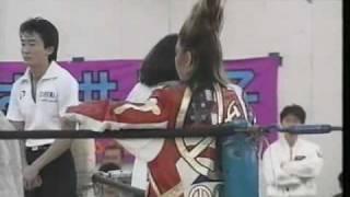 タッグリーグ・ザ・ベスト'92 Part.2博多炎上!! 92.11.2 博多スターレー...