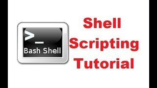 Bash Shell Scripting Tutorial | Shell Scripting Tutorial | Learn Shell Programming