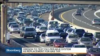 Oregon's Gas Tax Alternative: Pay-Per-Mile System