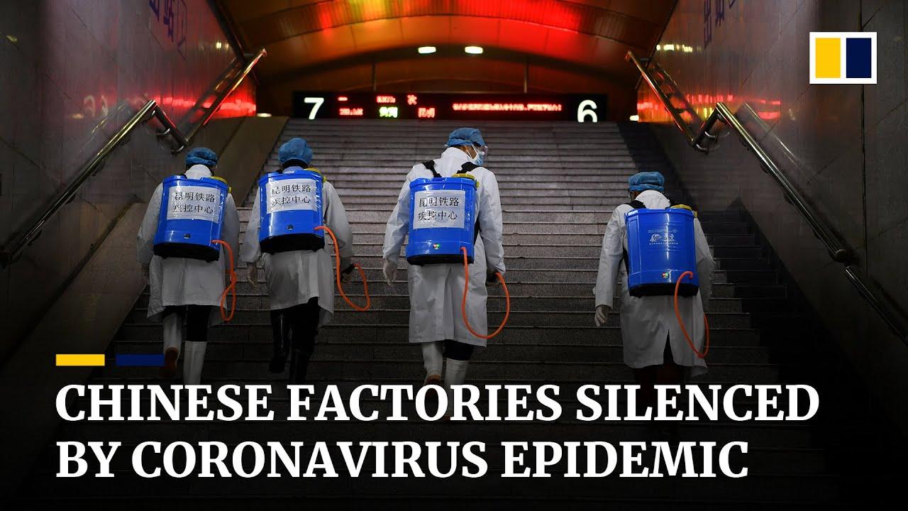 coronavirus factories