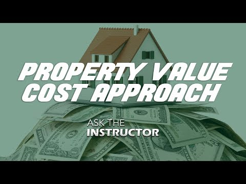 Property Value Using the Cost Approach - Ask the Instructor