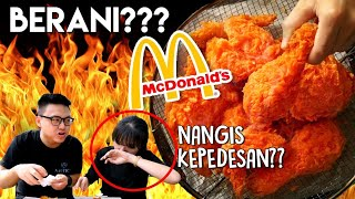 Download Video SPICY CHICKEN McDonald's  Pedasnya Lebay ?? MP3 3GP MP4