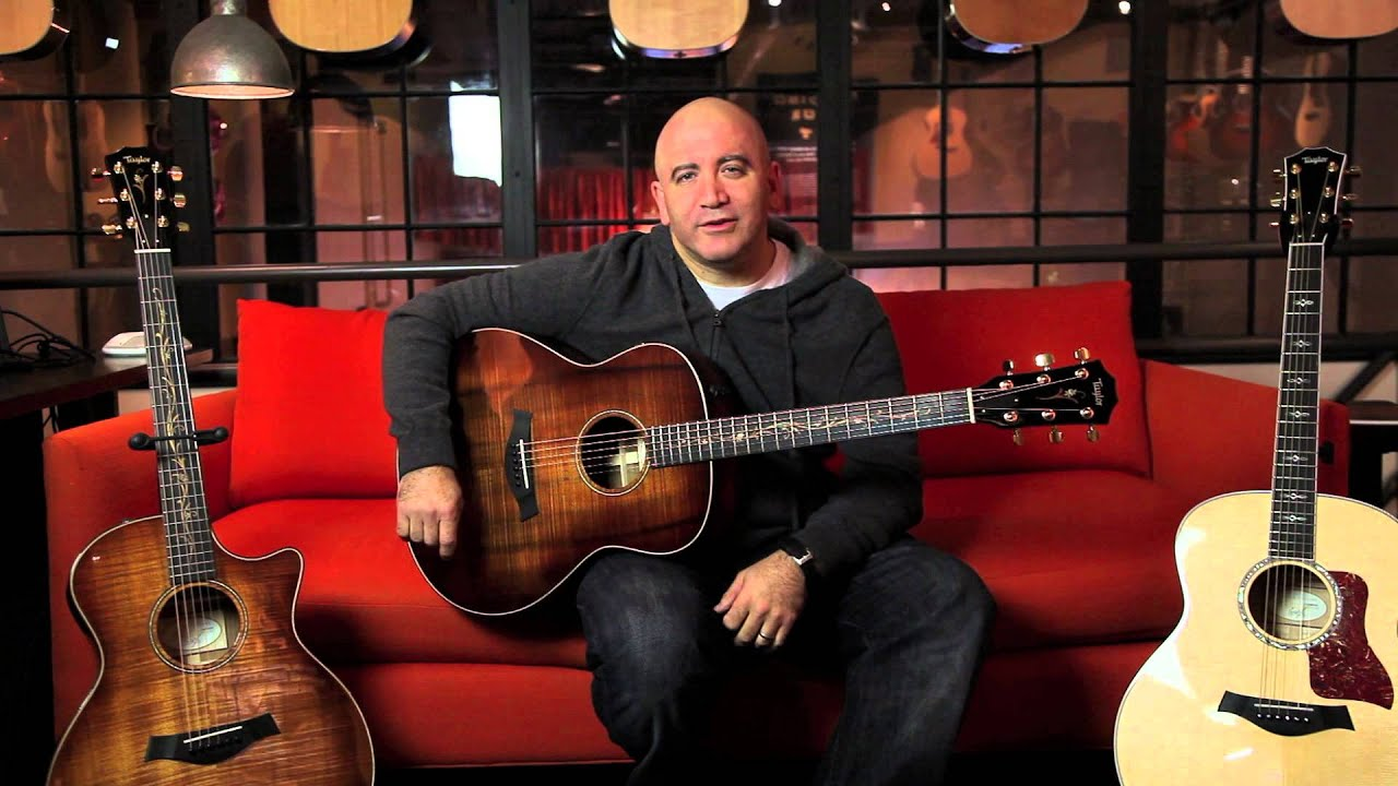 guitar videos taylor guitars