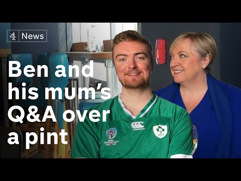 Outside Quarantine: Q&A With Ben And His Mum After Release From Coronavirus Lockdown