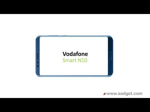 Vodafone Smart N10 Reviews, Specs & Price Compare