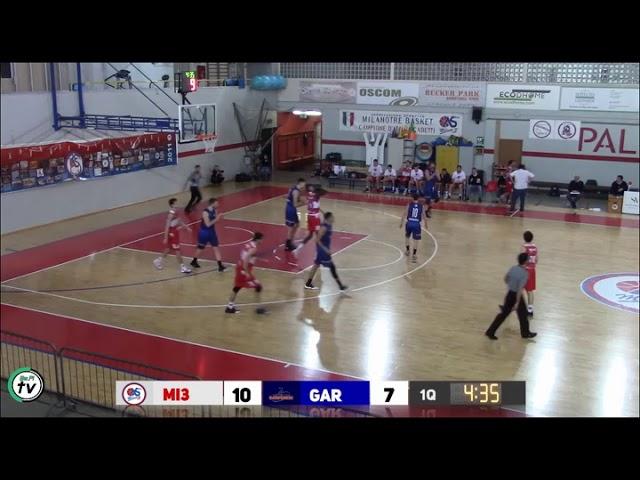 M3mories: Milano3 Basket-Gardonese