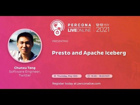 Presto and Apache Iceberg