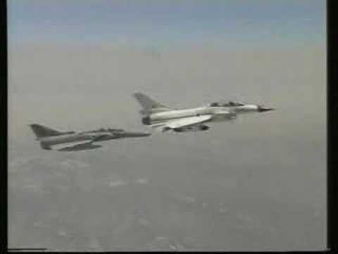 The Israeli Air Force IAI Lavi