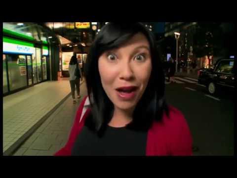 BBC Travel Show 20.9.2014 Tokyo