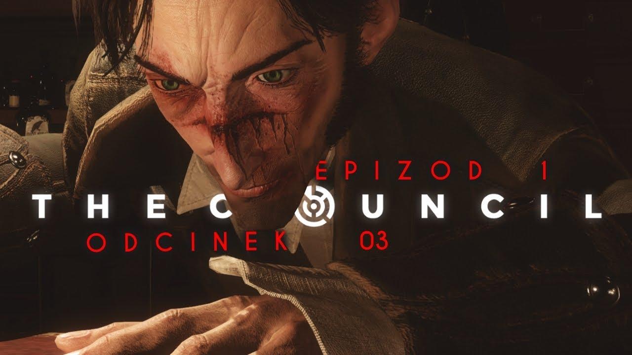 The Council (PL) #3 – Dama w opresji (Episode 1 Gameplay PL)