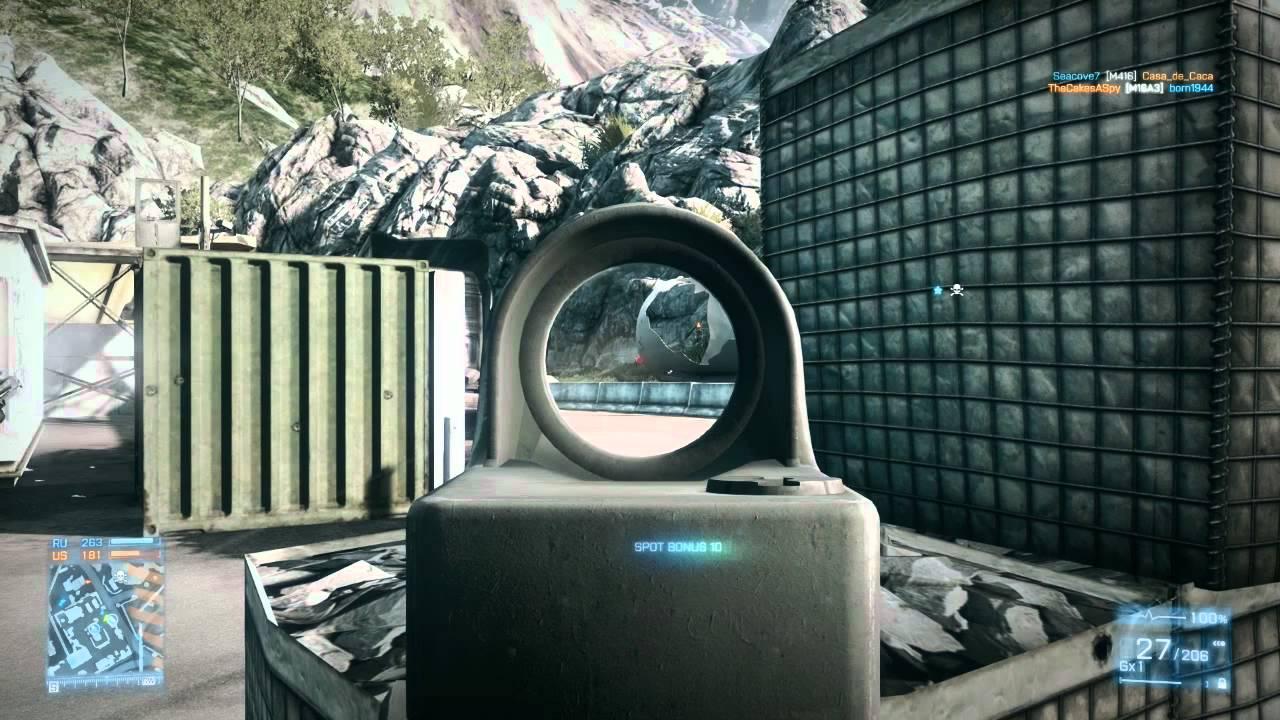 Battlefield 3 open world map design part 1 youtube gumiabroncs Gallery