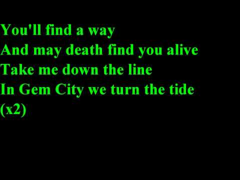 Uma Thurman by Fall Out Boy Lyrics - YouTube Uma Thurman Lyrics