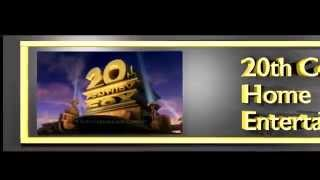20th Century Fox 80th Anniversary Special: 20th Century Fox Home Entertainment with 2010 TCF logo!