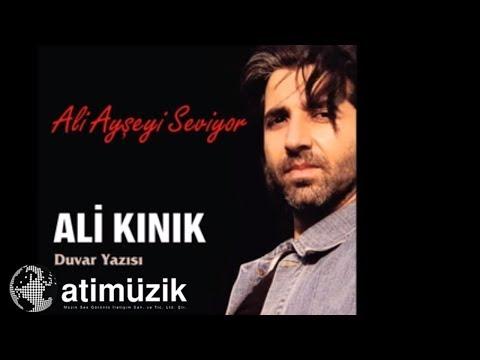 Ali Kınık - Ali Ayşeyi Seviyor (Duvar Yazısı) Orjinal Versiyon