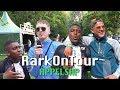 ASHAFAR, MENSA & SNELLE Rappen Hun Hits Achterstevoren | RarkOnTour: APPELSAP 2019