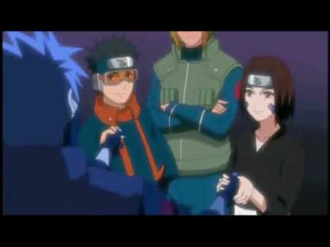 Naruto: kakashi meet his father in the after life