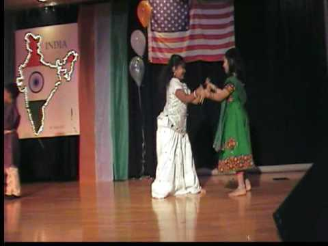 Indian Patriotic Dance by Akshitha Vishvanath & Group Travel Video