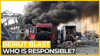 Beirut Blast: Tracing The Explosives That Tore The Capital Apart