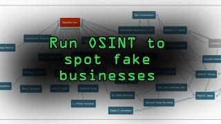 Run OSINT Investigations on Businesses & CEOs [Tutorial]