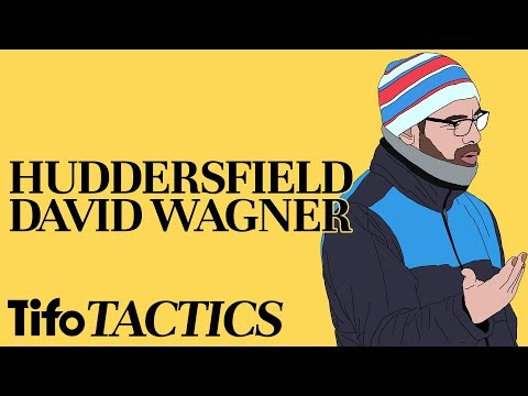 Tactics Explained | David Wagner's Huddersfield Town 2016/17