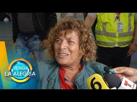 Denisse de Kalafe habla de supuesta boda entre Verónica Castro y Yolanda Andrade. | Venga La Alegría