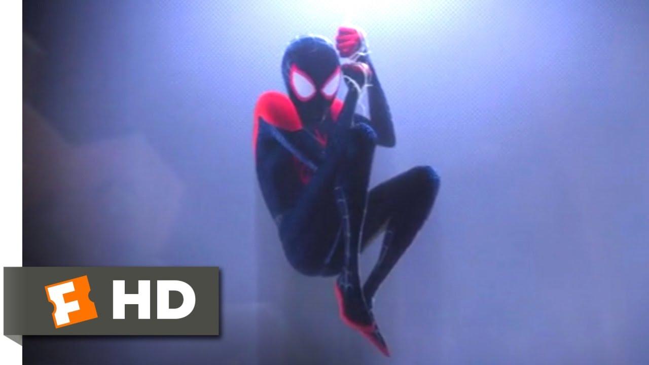 Download Spider-Man: Into the Spider-Verse (2018) - Get Up, Spider-Man! Scene (9/10) | Movieclips
