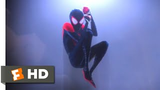 Spider-Man: Into the Spider-Verse (2018) - Get Up, Spider-Man! Scene (9/10) | Movieclips