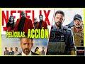 MEJORES Películas de ACCIÓN en Netflix 2020 (con Tráilers)🏍🚓 | CuriosiFilms