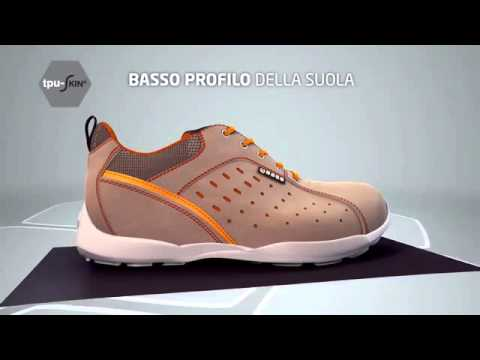 Scarpe Antinfortunistiche BASE Protection B0653 HOCKEY S3 [2020]