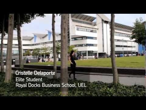 Royal Docks Business School video