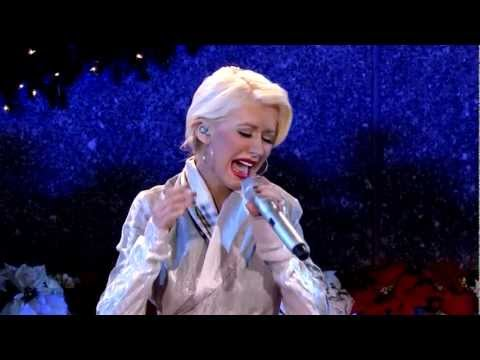 Christina Aguilera - Hurt (Live at Rockefeller Center, 2006)