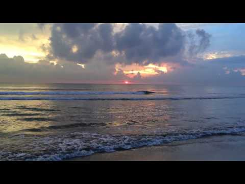 Amazing sunset in Sri Lanka 10/03/2017