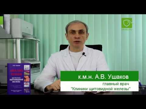 анализ крови щитовидной железы расшифровка