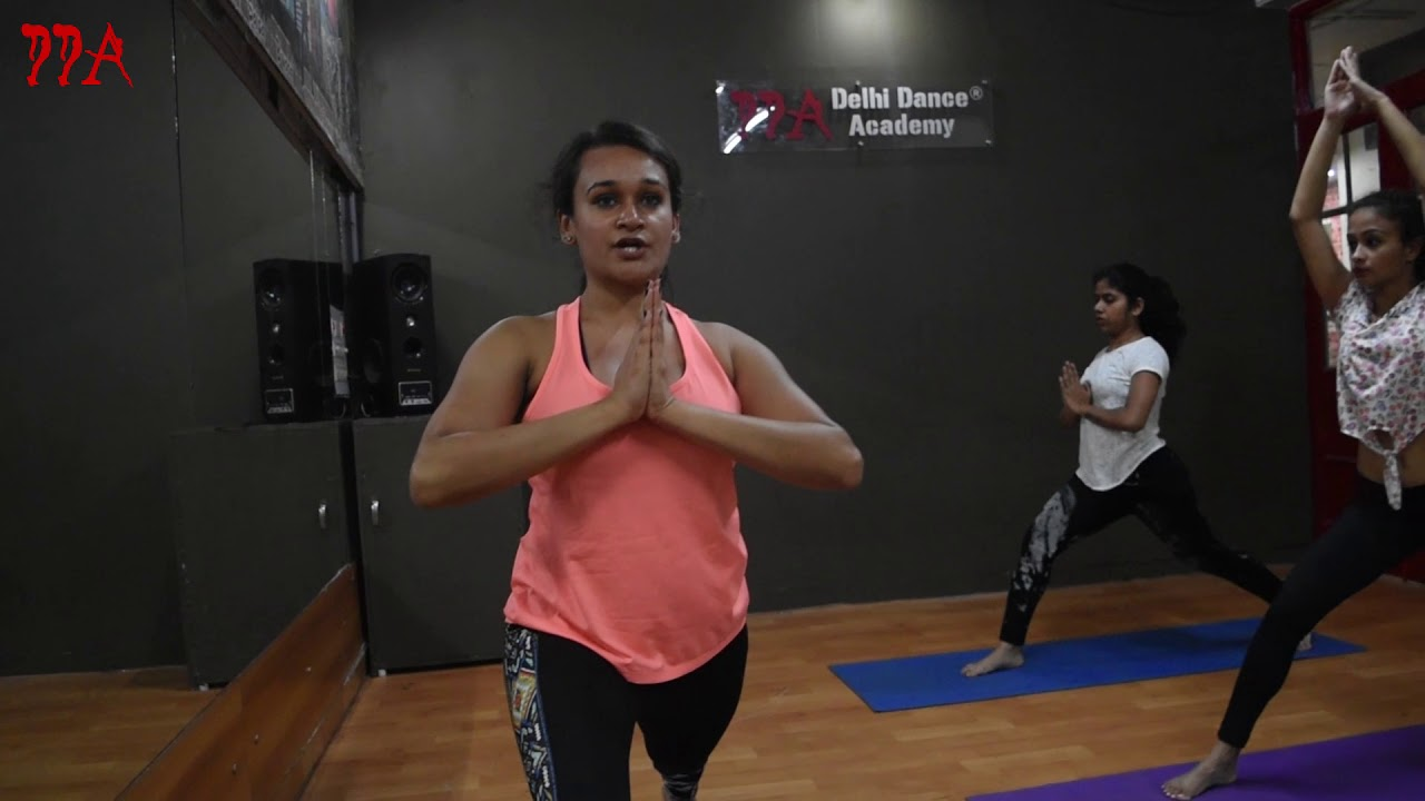 Power Yoga Classes At Delhi Dance Academy Youtube