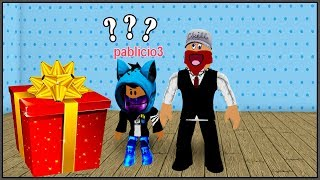 The STREET KID MADE a SURPRISE for your child (LITTLE STORY in ROBLOX)