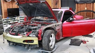Everything Wrong with my Cheap Imported RHD RX7 😜