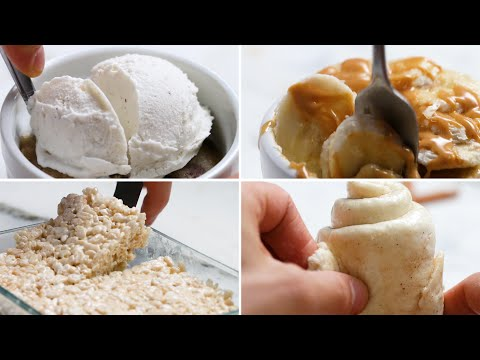 6 Desserts To Make In Your Microwave