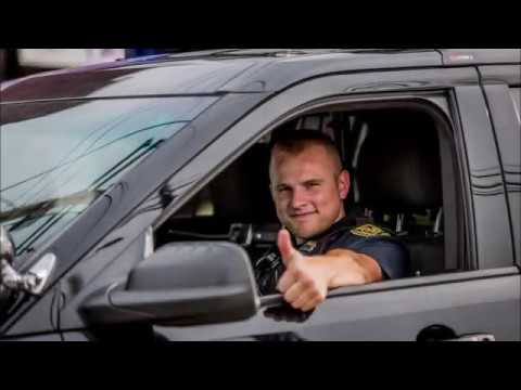 OFFICER BRIAN SHAW - END OF WATCH NOVEMBER 17, 2017