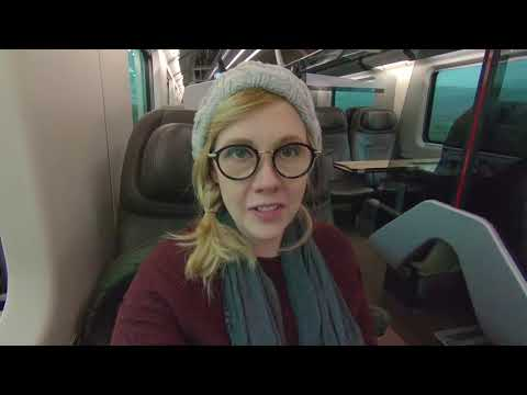 Trenitalia Frecciarossa - Italian Train Review (Standard, Business & Executive)