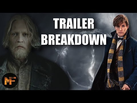 Crimes of Grindelwald Trailer Breakdown (+Easter Eggs/Thoughts on the Film)
