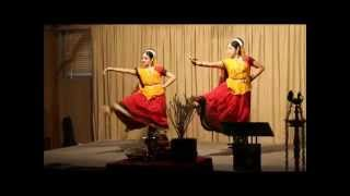 Ghana Shyama - Thejasree & Ananya