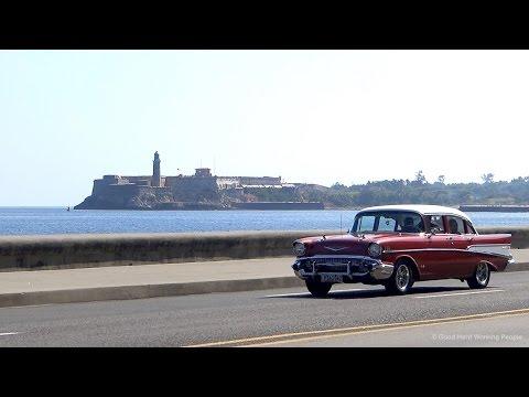 Malecón (Havana, Cuba) - In Another Minute (Week 316)