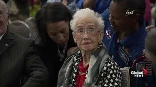 "NASA honours Katherine Johnson with new building named after ""Hidden Figures"" legend"