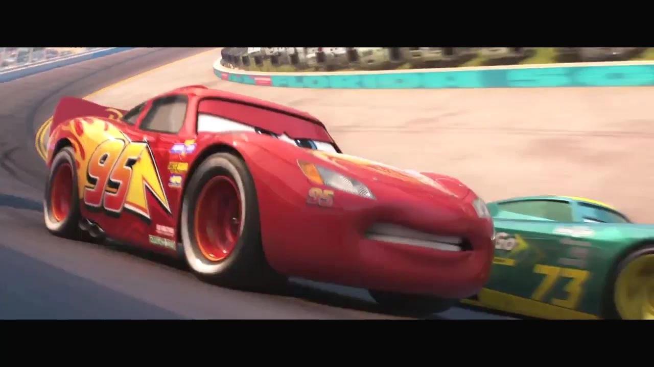 How To Flip Cars >> Arabalar 3 (Cars 3) - Türkçe Dublajlı 6. Fragman / Owen Wilson, Disney Pixar Filmi - YouTube