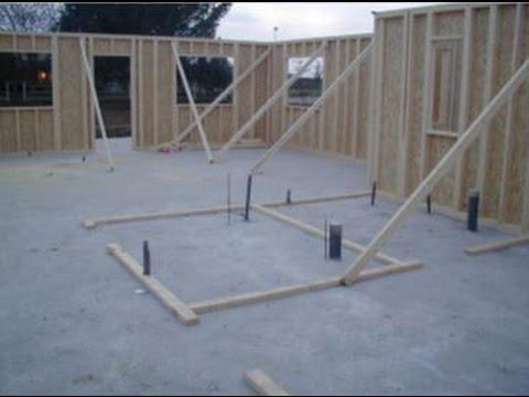 Como construir una casa prefabricada de madera paso a paso for Como construir una pileta de hormigon