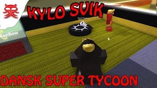 SUPER TYCOON - Dansk Roblox