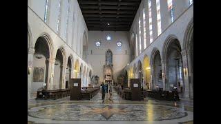 Napoli - Basilica di Santa Chiara - The Basilica of Santa Chiara in Naples